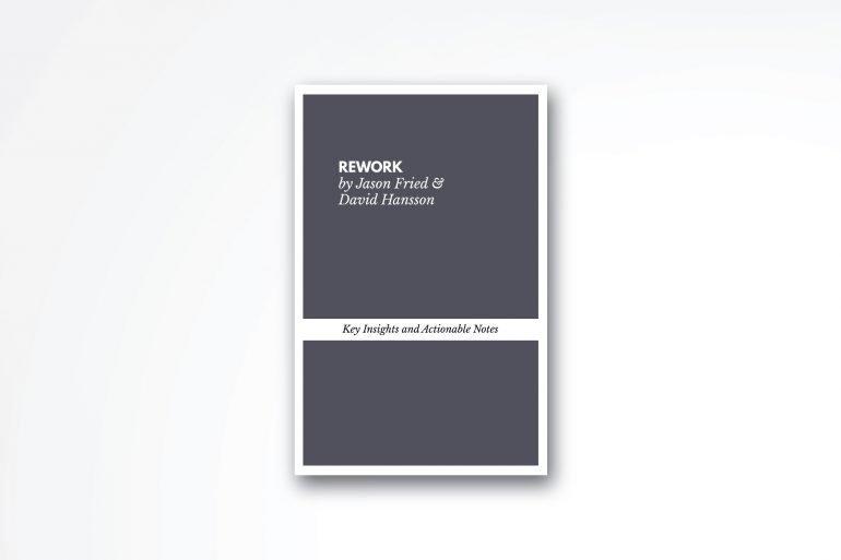 Book Summary Rework