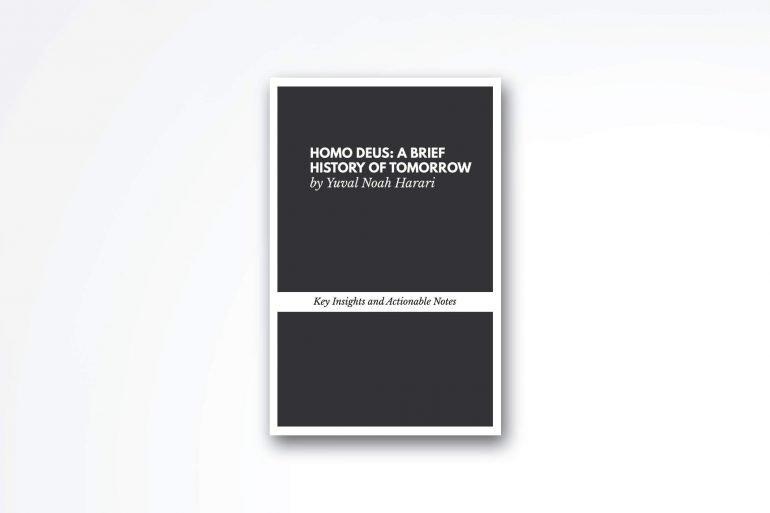 Homo Deus book summary