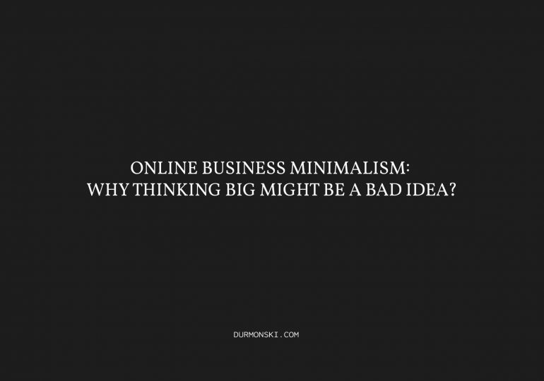 Online-Business-Minimalism-guide