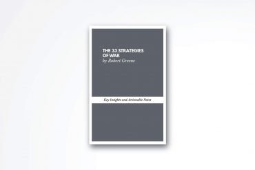 The-33-Strategies-of-war-book-summary