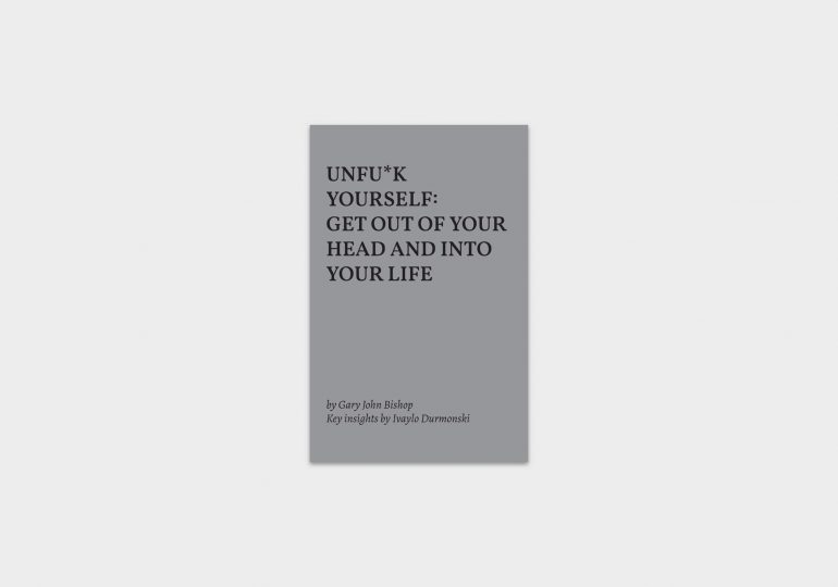 Unfuck-Yourself-book-summary cover