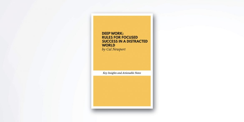 deep-work-book-summary