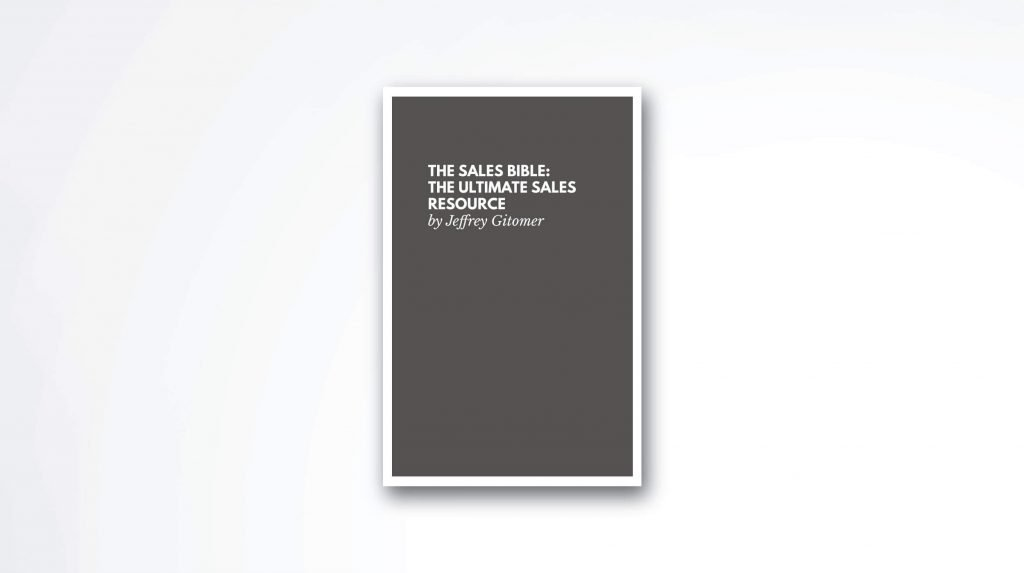 78-the-sales-bible-business-book