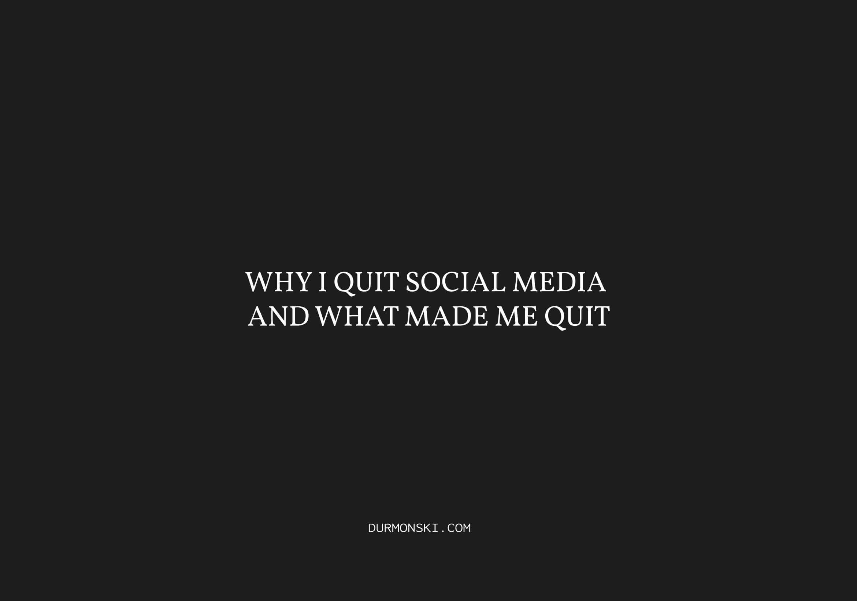 Quit-Social-Media