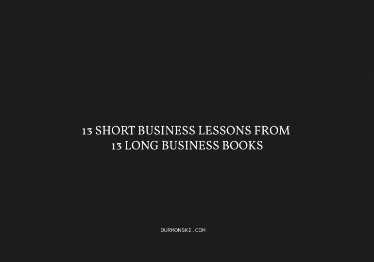 13-Short-Business-Lessons-from-13-Long-Business-Books