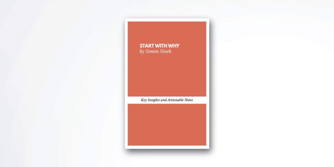 start-with-why-book-summary