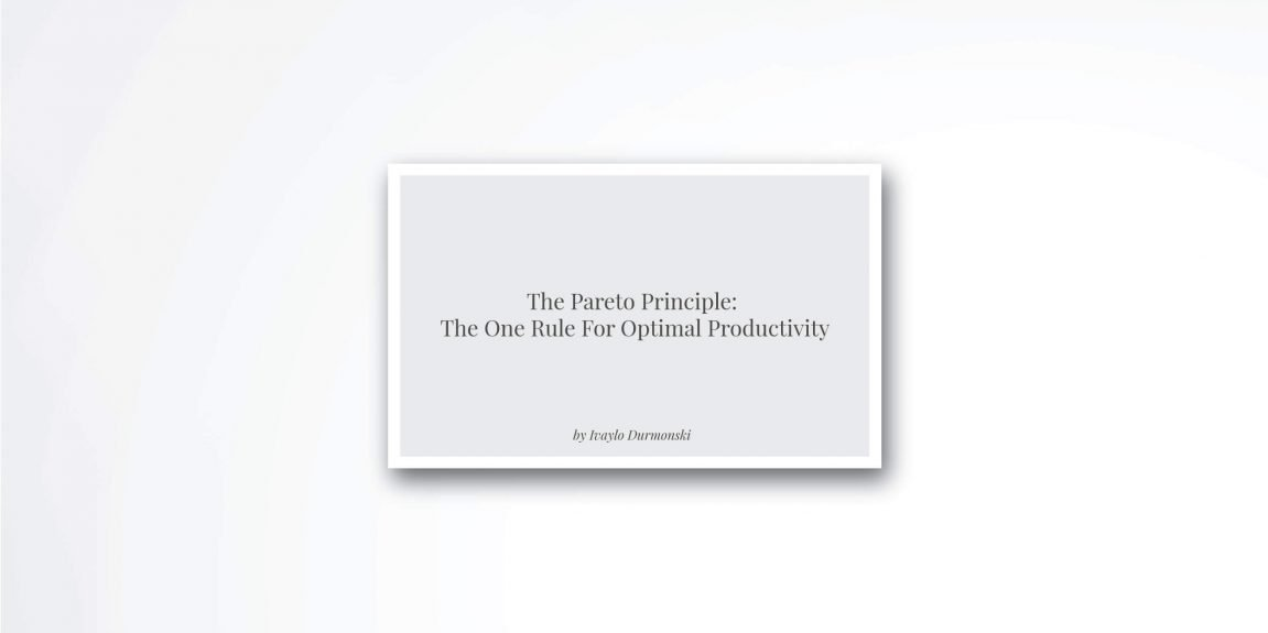 the-pareto-principle