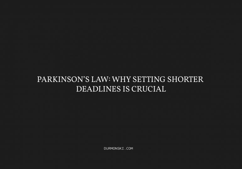 Parkinsons-Law-explained
