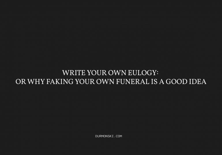 Write-Your-Own-Eulogy