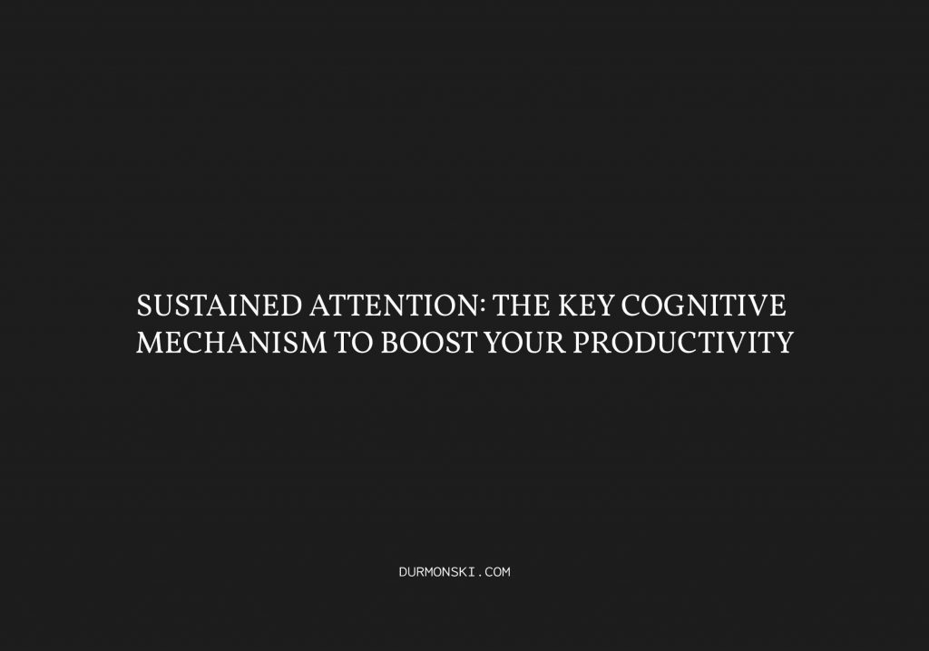 Sustained-Attention