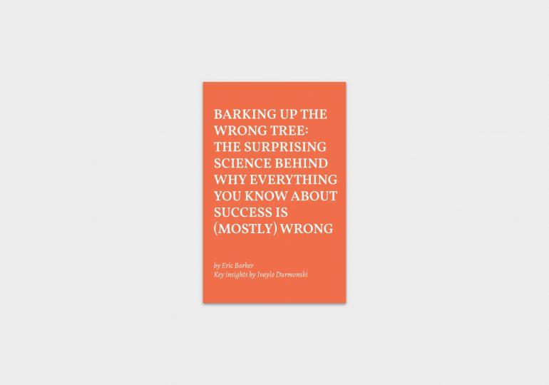 Barking-Up-the-Wrong-Tree-summary