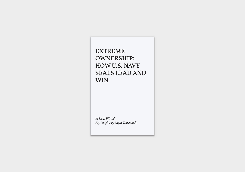 Extreme-Ownership-summary