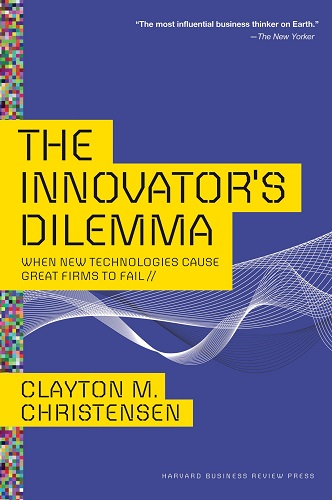 Innovator's Dilemma book cover