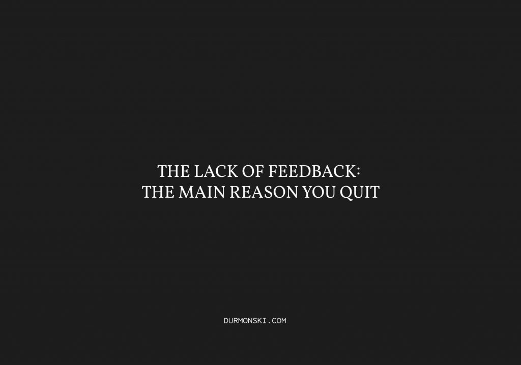 the-lack-of-feedback