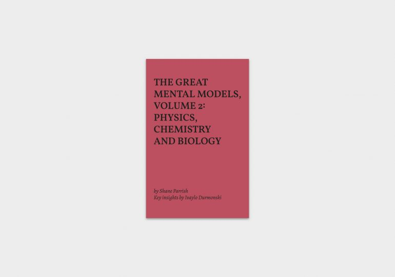 Great-Mental-Models-Volume-2-summary