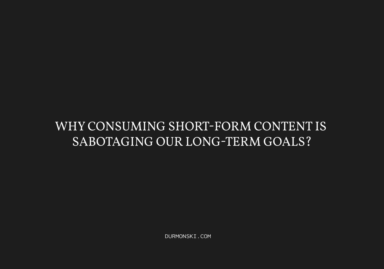 consuming-short-form-content