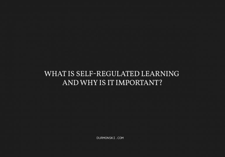 Self-Regulated-Learning