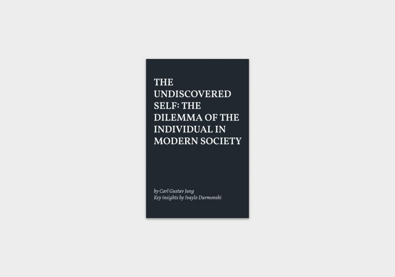 the-undiscovered-self-summary