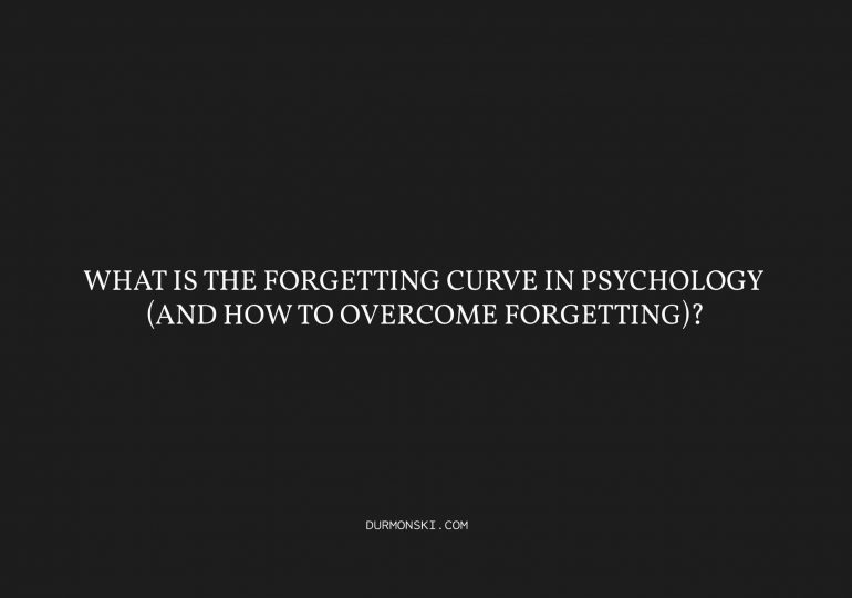 What-Is-The-Forgetting-Curve