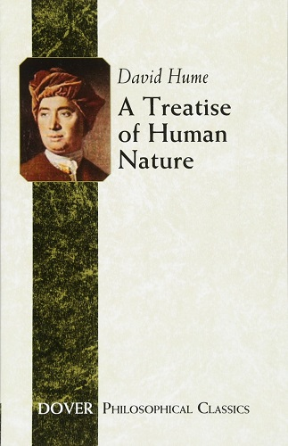 A Treatise of Human Nature by David Hume book cover