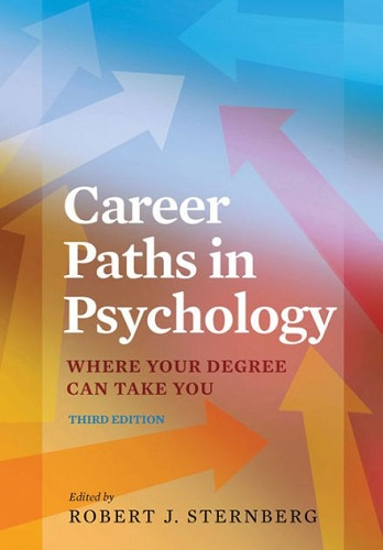 Career Paths in Psychology book cover photo