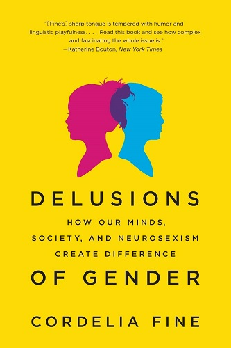 Delusions of Gender cordelia Fine book cover