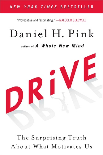 Drive by Daniel Pink book cover