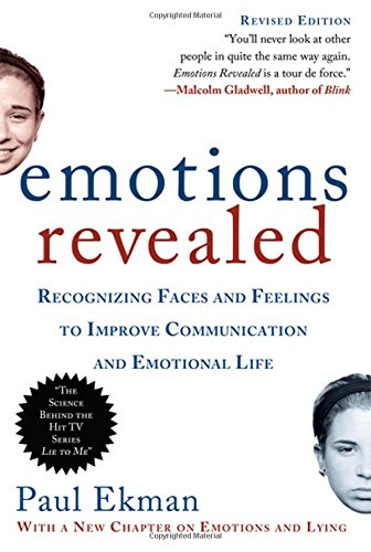 Emotions Revealed by Paul Ekman book cover