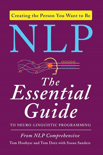 NLP The Essential Guide by Tom Hoobyar book cover