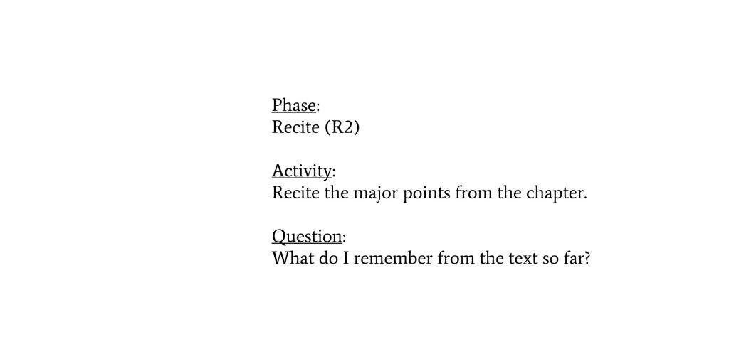 SQ3R-Method-phase-recite