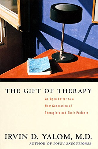 The Gift of Therapy book cover photo