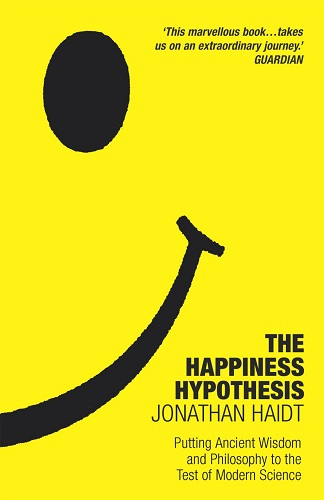 The Happiness Hypothesis book cover photo