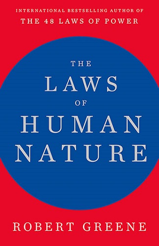 The Laws of Human Nature by Robert Greene book cover