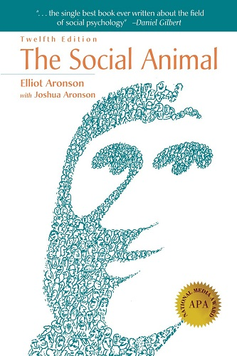 The Social Animal by Elliot Aronson book cover