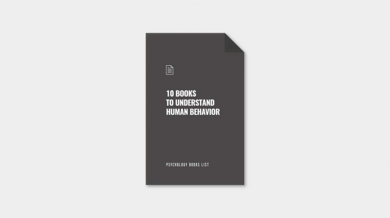 best-books-to-Understand-Human-Behavior