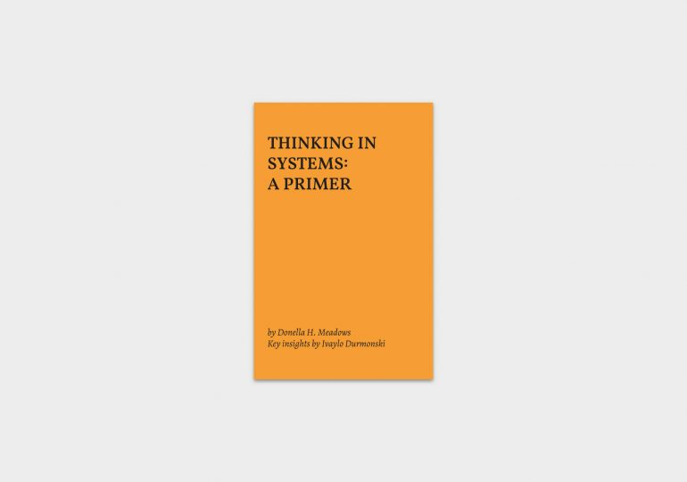 thinking-in-systems-book-summary