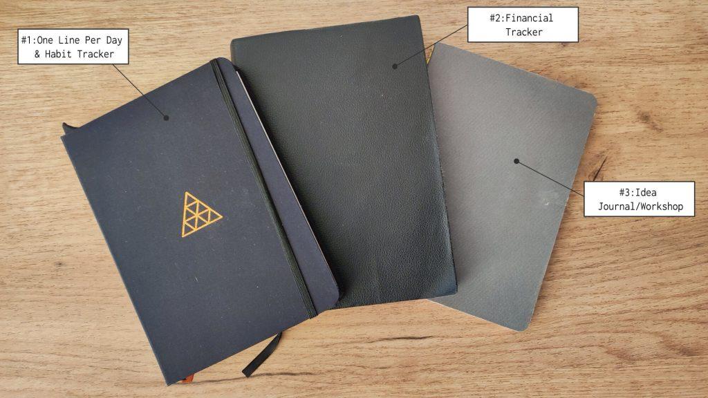 My-three-notebooks